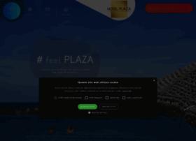 hotelplazagabiccemare.com