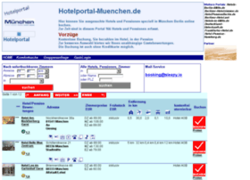 hotelportal-muenchen.de