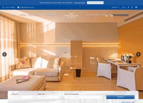 hotelportsalins.com
