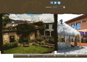 hotelposadadedonrodrigo.com