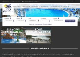 hotelpresidenteibiza.com
