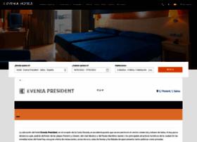 hotelpresidentsalou.com