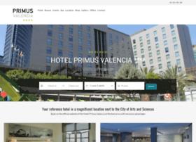 Hotelprimusvalencia.com