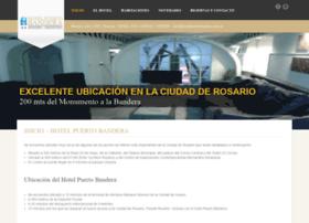 hotelpuertobandera.com.ar