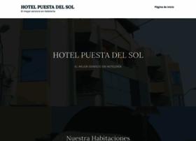 hotelpuestadelsol.net