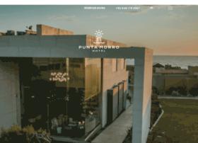 hotelpuntamorro.com