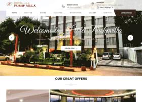 hotelpushpvilla.com