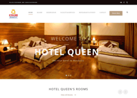 hotelqueenmandalay.com