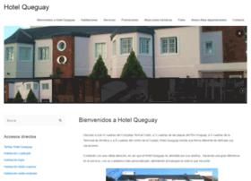 hotelqueguay.com.ar