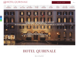 hotelquirinale.it