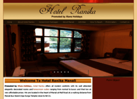 hotelranika.com