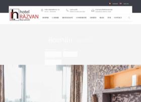 hotelrazvan.com