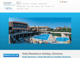 hotelresidenceholiday.it