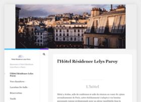 hotelresidencelelys.com