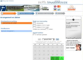 hotelresortspaarnwoude.reserveren.fletcher.nl