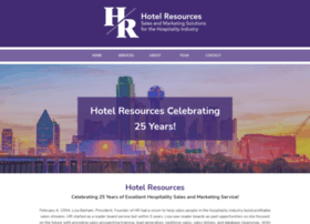 hotelresources.com