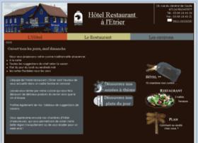 hotelrestaurantaletrier.fr