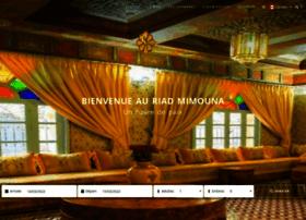 hotelriad-mimouna.com