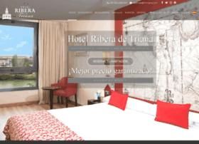 hotelriberadetriana.com