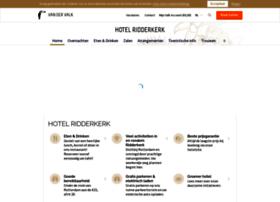 hotelridderkerk.nl