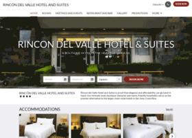 hotelrincondelvalle.com