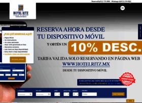 hotelritz.mx