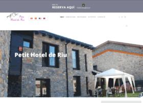 hotelriucerdanya.com