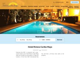 hotelrivieramaya.com