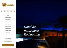 hotelrodalquilar.com