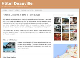 hotels-deauville.net