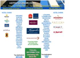 hotels-europe.com