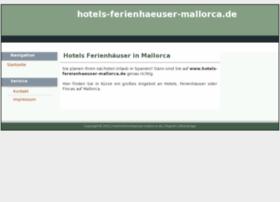 hotels-ferienhaeuser-mallorca.de