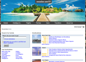 hotels-holiday.com