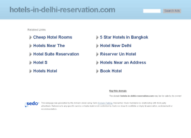 hotels-in-delhi-reservation.com