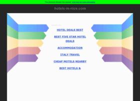 hotels-in-nice.com