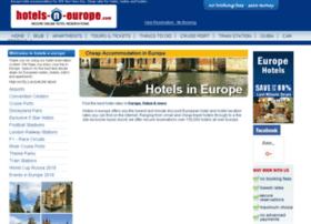 hotels-n-europe.com