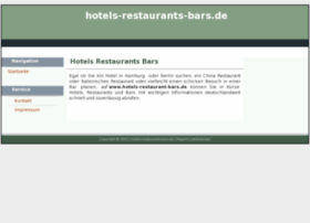 hotels-restaurants-bars.de