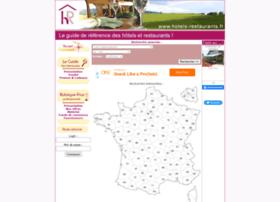 hotels-restaurants.fr