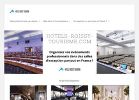 hotels-roissy-tourisme.com