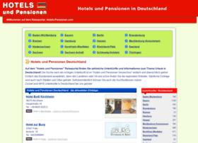 hotels-und-pensionen.com