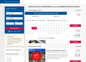 hotels-zurich.com