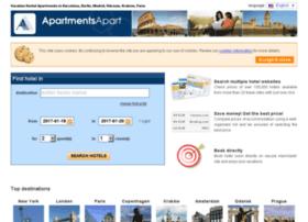 hotels.apartmentsapart.com
