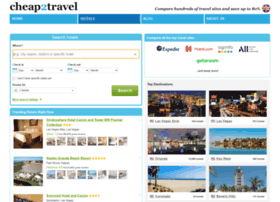hotels.cheap2travel.co.uk