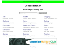 hotels.consolidator.ph