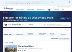 hotels.disneylandparis.fr