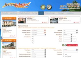 hotels.ferienfabrik.de