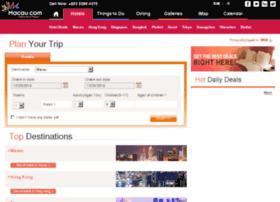 hotels.macau.com