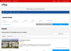 hotels.sixflags.com