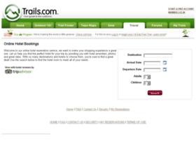 hotels.trails.com
