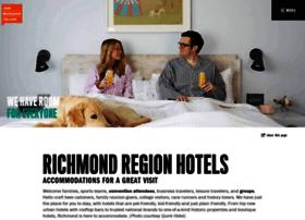 hotels.visitrichmondva.com